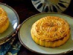 专属山西人童年记忆的味道,神池月饼